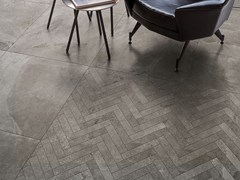 - Full-body porcelain stoneware wall/floor tiles MYSTONE ARDESIA - MARAZZI