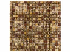 - Marble mosaic BOITE - CONTEMPORARY BOX - NAKOLO 15 - Lithos Mosaico Italia - Lithos