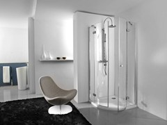 - Glass shower cabin NEO 6 - Systempool