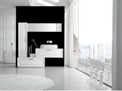 - Sistema bagno componibile NEW STYLE - COMPOSIZIONE 1 - Arcom
