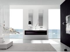 - Sistema bagno componibile NEW STYLE - COMPOSIZIONE 3 - Arcom
