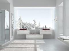 - Sistema bagno componibile NEW STYLE - COMPOSIZIONE 4 - Arcom
