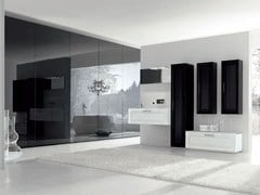 - Bathroom cabinet / vanity unit NEW STYLE - COMPOSITION 5 - Arcom