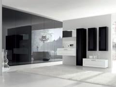 - Sistema bagno componibile NEW STYLE - COMPOSIZIONE 5 - Arcom