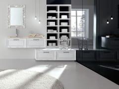 - Sistema bagno componibile NEW STYLE - COMPOSIZIONE 7 - Arcom