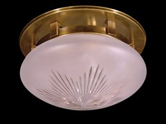 - Direct light handmade brass ceiling light NEW YORK II | Ceiling light - Patinas Lighting