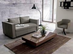 - Tavolino ad altezza regolabile pieghevole NEWOOD | Tavolino in legno - Ozzio Italia