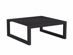 - Low square garden side table NINIX | Low coffee table - ROYAL BOTANIA