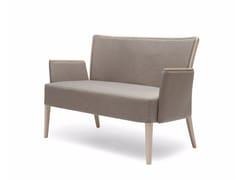 - Fabric small sofa NOB 236 - Origins 1971