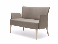 - Fabric small sofa NOBLESSE 219 - Origins 1971