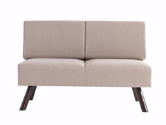 - 2 seater fabric sofa Nomad 821 - Metalmobil