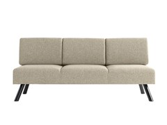 - 3 seater fabric sofa Nomad 823 - Metalmobil