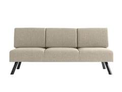 - 3 seater fabric sofa Nomad 823 - Metalmobil