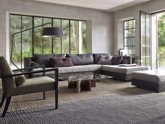- Sectional modular fabric sofa NOMADE 2 | Sectional sofa - ROSET ITALIA