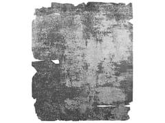 - Handmade rug NORRHULT LAERKEVEJ RAW ICE CUT - HENZEL STUDIO