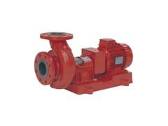 Pompa orizzontale su basamentoNRG | Pompa e circolatore - SALMSON