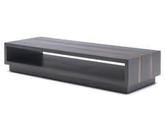 Tavolino rettangolare in ciliegio con vano contenitoreO 1275 | Tavolino - ANNIBALE COLOMBO