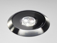 - LED stainless steel spotlight O Spot 3 plus - PURALUCE