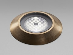 - LED stainless steel spotlight O Spot 3 - PURALUCE