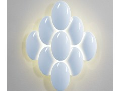 - LED indirect light wall light OBOLO 6486 - Milan Iluminación