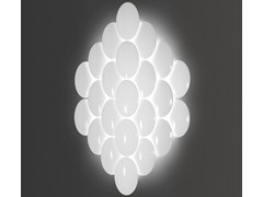 - LED indirect light wall light OBOLO 6505 - Milan Iluminación