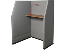 - Isola ufficio BRICKS WALL CUBICLE HIGH - Palau
