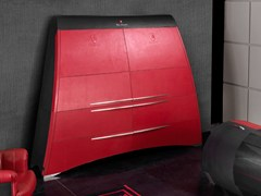 - Mobile ufficio alto in pelle di pecora PERFORMANCE   Mobile ufficio - Tonino Lamborghini Casa