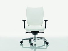 - Task chair with 5-Spoke base OMBRA | Task chair - Quadrifoglio Sistemi d'Arredo