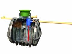 Sistema di trattamento delle acque reflueONE2CLEAN - OTTO GRAF