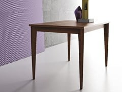 - Extending rectangular solid wood contract table OPERÀ | Rectangular table - Imperial Line