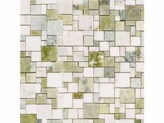 - Marble mosaic OPUS VERDE - FRIUL MOSAIC