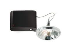 - Adjustable aluminium spotlight ORBIS | Adjustable spotlight - Fabbian