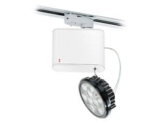 - LED aluminium Track-Light ORBIS | LED light projector - Fabbian