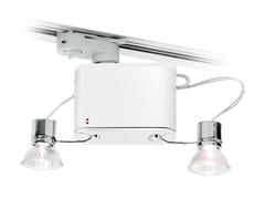 - Aluminium Track-Light ORBIS | Track-Light - Fabbian