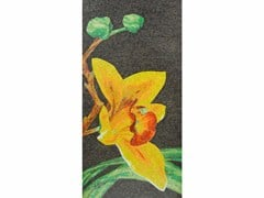 - Stained glass mosaic ORCHIDEA A - FRIUL MOSAIC