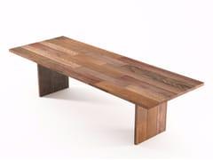 - Rectangular wooden dining table ORGANIK OR10-TMH | Table - KARPENTER
