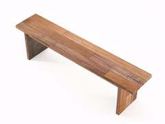- Wooden bench ORGANIK OR13-TMH | Bench - KARPENTER