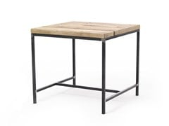 - Square spruce table OSCAR | Square table - Vontree