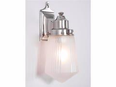 - Lampada da parete a luce diretta in nichel OSLO III | Lampada da parete in nichel - Patinas Lighting