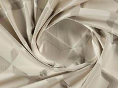 Tessuto jacquard lavabile in poliestere per tendeOSTERIA - MORE FABRICS