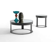 - Round metal coffee table OTIS | Round coffee table - FRIGERIO POLTRONE E DIVANI