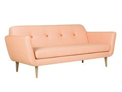 - Upholstered 2 seater fabric sofa OTTO | 2 seater sofa - SITS