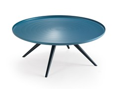 - Round aluminium coffee table OUTLINE | Coffee table - Oliver B.