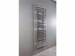 Scaldasalviette verticale in alluminio a pareteOV-AL BATH - RIDEAHEATING
