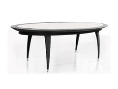 - Oval dining table BELLA | Oval table - 7OCEANS DESIGNS