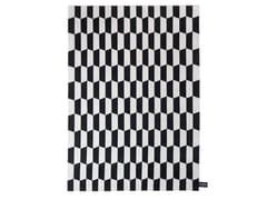 - Rectangular rug with geometric shapes P.A.N.E. - cc-tapis ®