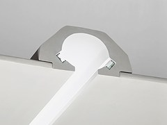 - Gypsum Linear lighting profile P3 - NOBILE ITALIA