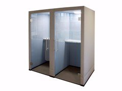 - Acoustic phone booth PALAU HOME PHONEBOOTH DUO - Palau