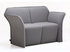 - 2 seater sofa PANOPLY | 2 seater sofa - Emmegi