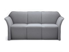 - 3 seater fabric sofa PANOPLY | 3 seater sofa - Emmegi